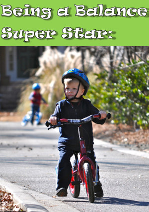 Balance Bike Super Star