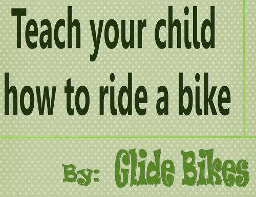 Teach How To Ride