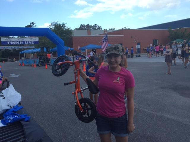 Glide Bikes Fun Run