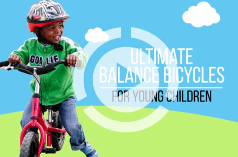 Glide Bikes for Young Riders Video