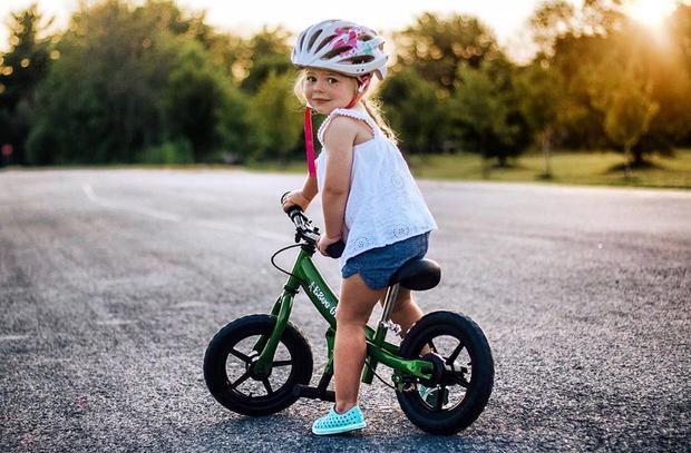 girls pre bike