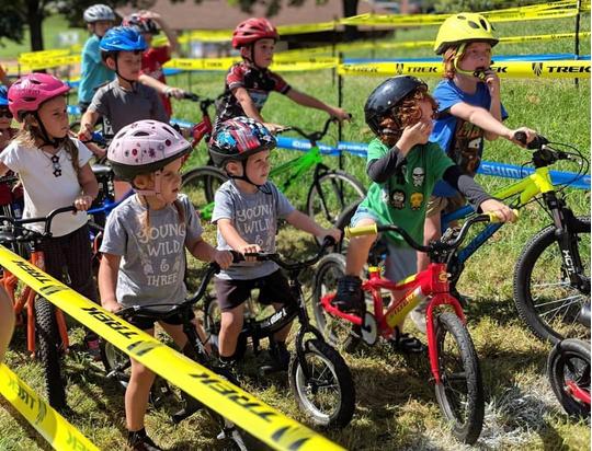 racing balance bikes