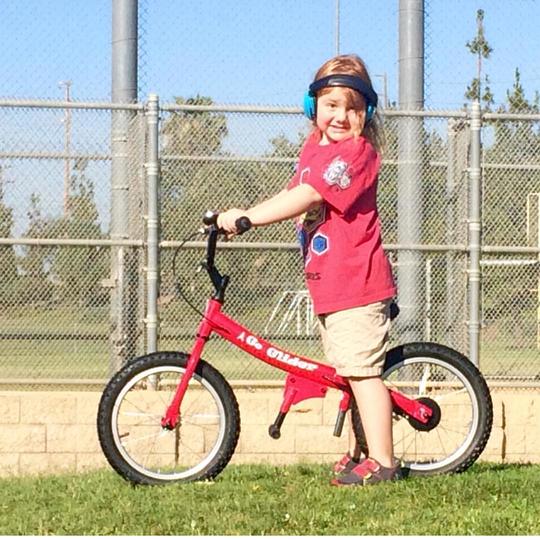 RedGo Glider balance bike