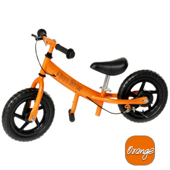 Ezee Glider Orange Air Tires