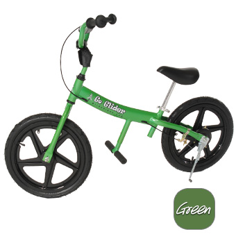 GREEN GO GLIDER AIR TIRES 16
