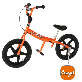 ORANGE GO GLIDER AIR TIRES 16