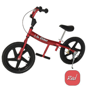 RED GO GLIDER AIR TIRES 16