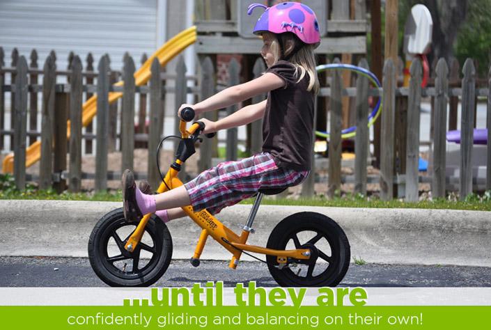 Glide Bikes Balance Bike
