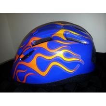 Flames Helmet
